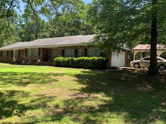 1001 NE Oakwood, Stigler, OK 74462 (MLS #2020684) :: Active Real Estate