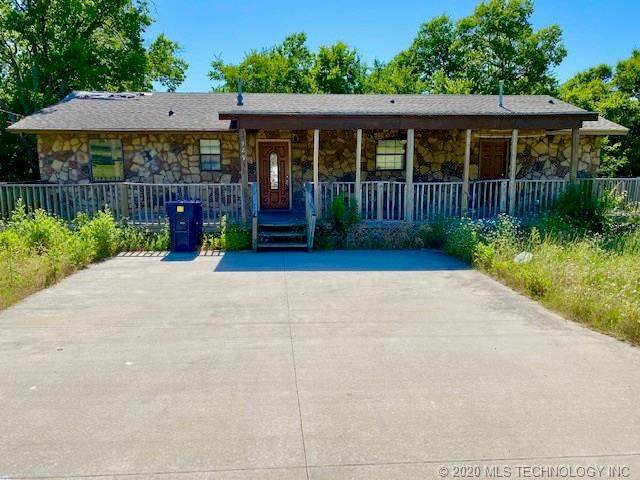 929 N Bluff Street, Ada, OK 74820 (MLS #2020764) :: 918HomeTeam - KW Realty Preferred