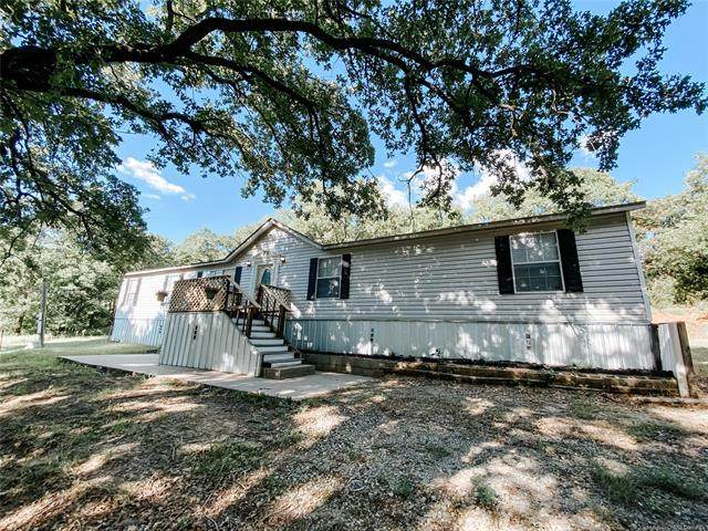35 Cardinal, Mead, OK 74701 (MLS #2020961) :: 918HomeTeam - KW Realty Preferred