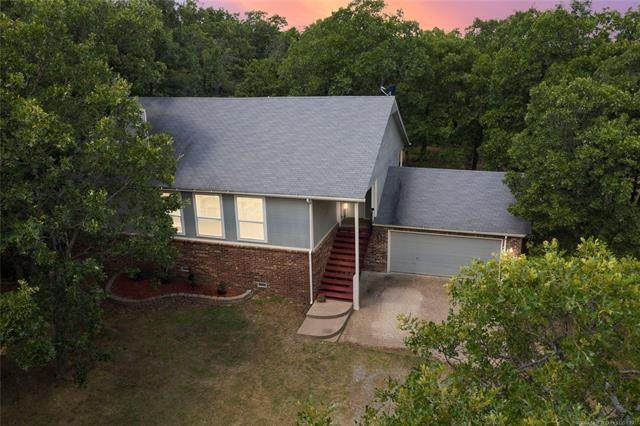 1236 S 263rd West Avenue, Sand Springs, OK 74063 (MLS #2021200) :: Hopper Group at RE/MAX Results