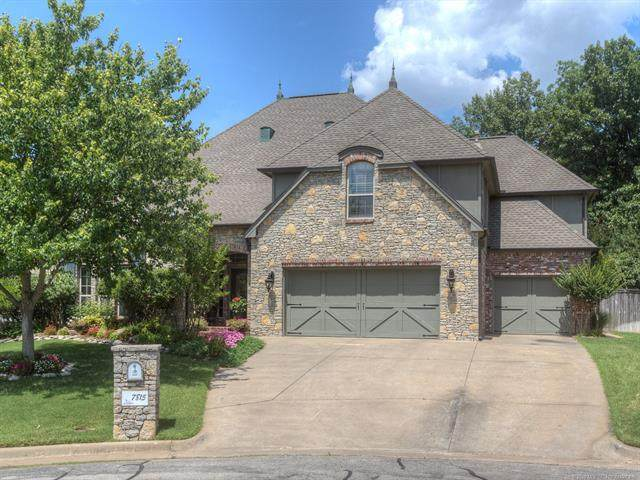 7815 E 100th Place, Tulsa, OK 74133 (MLS #2021302) :: Active Real Estate