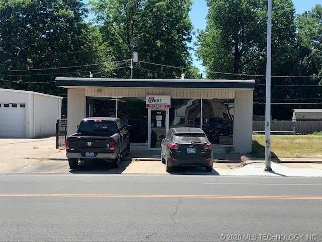 715 Eastside Boulevard, Muskogee, OK 74403 (MLS #2021305) :: 580 Realty