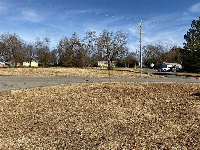 95 E Fillmore Street, Krebs, OK 74554 (MLS #2021356) :: Hometown Home & Ranch