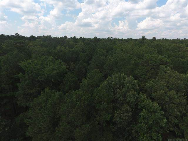 Double Falls Road, Wilburton, OK 74578 (MLS #2021410) :: 918HomeTeam - KW Realty Preferred