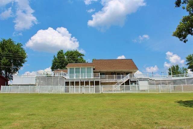 1923 Oakridge Drive, Seminole, OK 74868 (MLS #2021457) :: 580 Realty