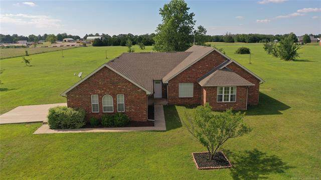 12801 County Road 3522, Ada, OK 74820 (MLS #2021458) :: Active Real Estate