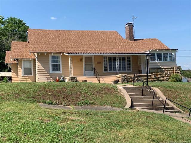 319 E 11th Street, Pawhuska, OK 74056 (MLS #2021487) :: Active Real Estate