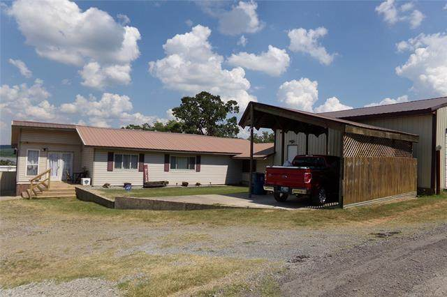 2654 Bristow Point Road, Mcalester, OK 74501 (MLS #2021492) :: RE/MAX T-town