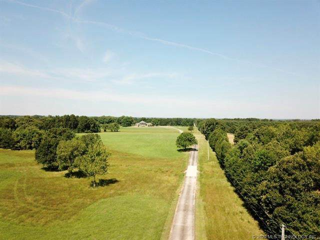 192301 N 4205 Road, Antlers, OK 74523 (MLS #2021569) :: 580 Realty