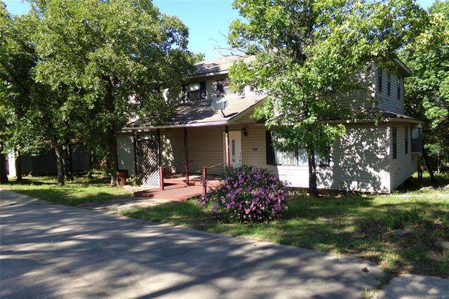 818 Gaines Creek Road, Canadian, OK 74425 (MLS #2021623) :: Hopper Group at RE/MAX Results
