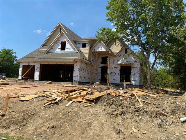2725 E 136th Court, Bixby, OK 74008 (MLS #2021837) :: Active Real Estate