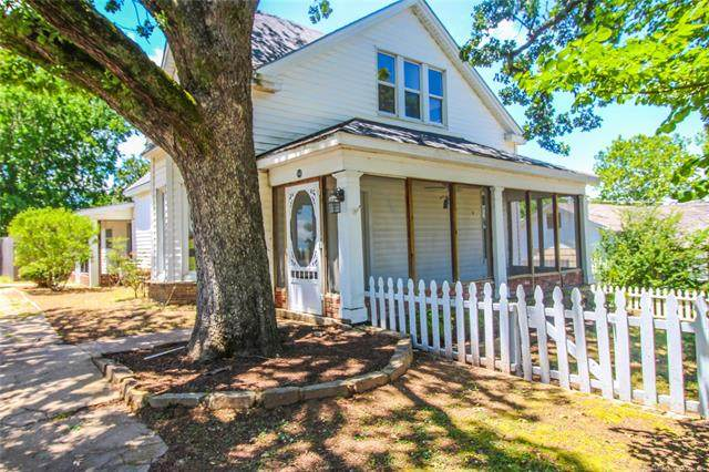 504 W Forrest Avenue, Eufaula, OK 74432 (MLS #2021925) :: Active Real Estate