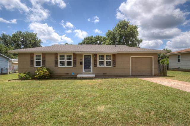 404 W 43rd Street, Sand Springs, OK 74063 (MLS #2021928) :: Hopper Group at RE/MAX Results