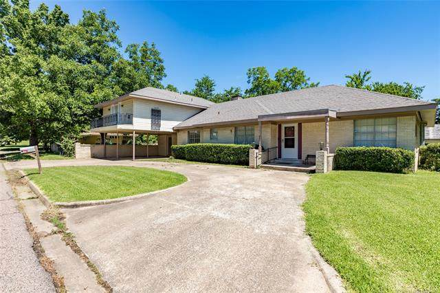 903 N 6th, Durant, OK 74701 (MLS #2022044) :: 918HomeTeam - KW Realty Preferred