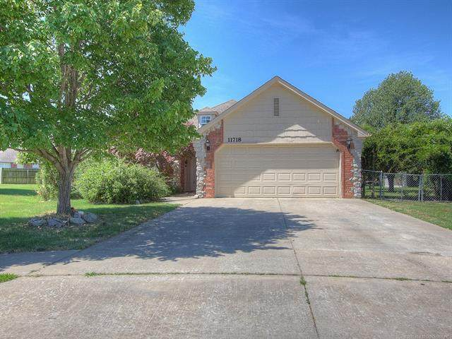 11718 E 119th Street N, Collinsville, OK 74021 (MLS #2022225) :: Hopper Group at RE/MAX Results