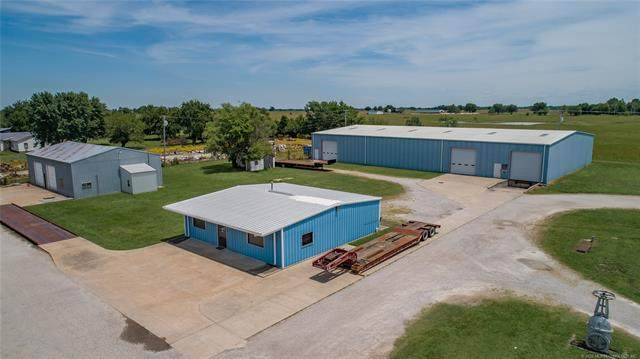 125 Vinita Road, Nowata, OK 74048 (MLS #2022230) :: Active Real Estate