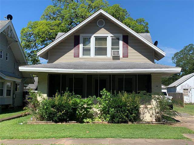 610 S Seminole Avenue, Okmulgee, OK 74447 (MLS #2022232) :: 918HomeTeam - KW Realty Preferred