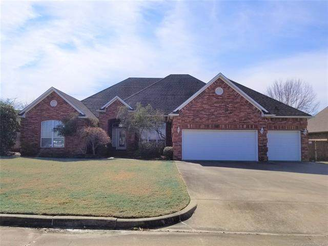 6 River Oaks Street, Mcalester, OK 74501 (MLS #2022234) :: Hopper Group at RE/MAX Results