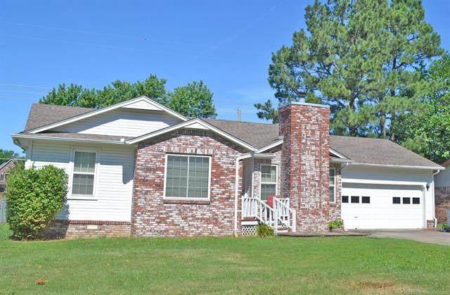 1308 Ford Circle Drive, Wagoner, OK 74467 (MLS #2022254) :: Hometown Home & Ranch