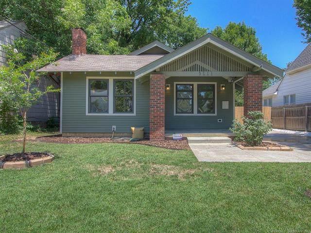 3111 E 3rd Street, Tulsa, OK 74104 (MLS #2022317) :: Hopper Group at RE/MAX Results