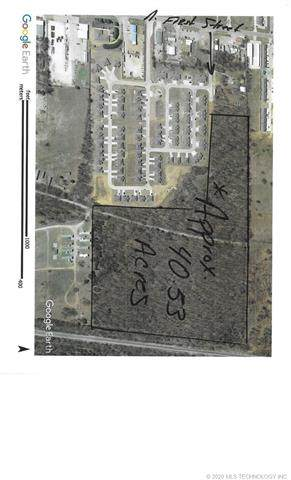 00 N 1st Street, Durant, OK 74701 (MLS #2022321) :: Active Real Estate