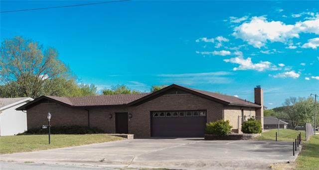 511 Woodland Street, Eufaula, OK 74432 (MLS #2022345) :: 918HomeTeam - KW Realty Preferred