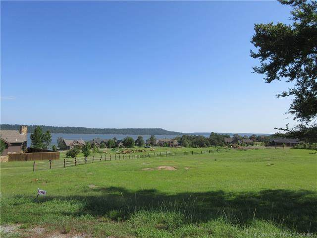 7 Channel Road, Eufaula, OK 74432 (MLS #2022354) :: 918HomeTeam - KW Realty Preferred
