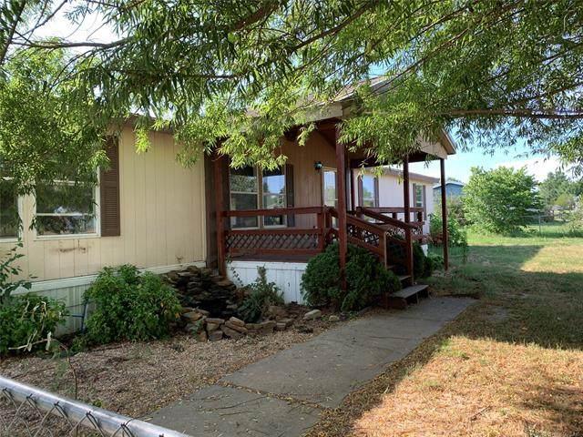 444 Sun Prairie Street, Pryor, OK 74361 (MLS #2022378) :: Active Real Estate