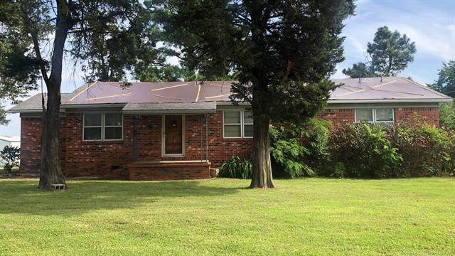 615 E Rodeo Road, Durant, OK 74701 (MLS #2022408) :: 580 Realty