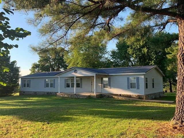 182 E Brooken 1200 Road, Stigler, OK 74462 (MLS #2022430) :: Hometown Home & Ranch