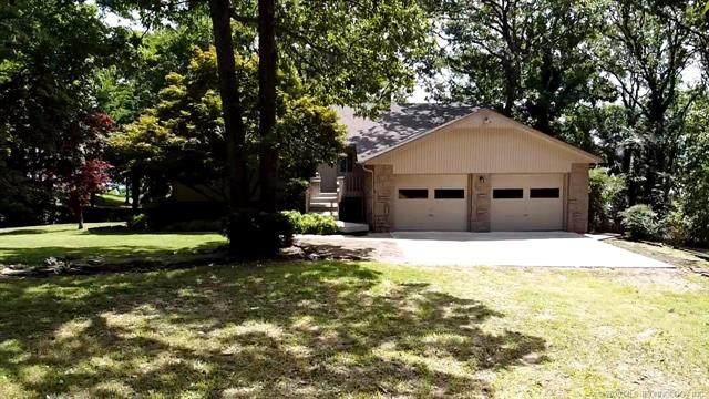 110 Morgan Bell Circle, Pryor, OK 74361 (MLS #2022463) :: Active Real Estate