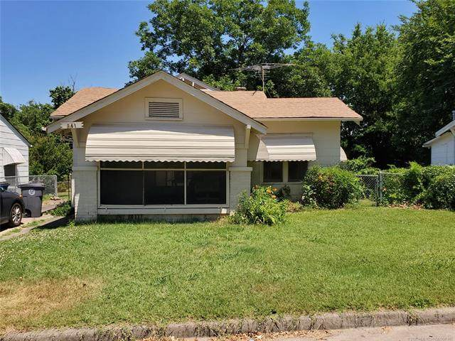 841 N Florence Place, Tulsa, OK 74110 (MLS #2022473) :: Hopper Group at RE/MAX Results