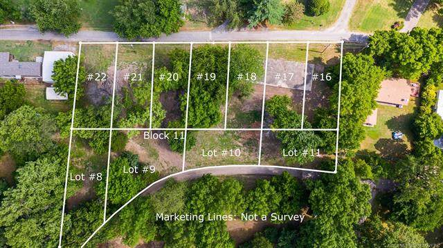 E 307 Road, Monkey Island, OK 74331 (MLS #2022490) :: Hopper Group at RE/MAX Results