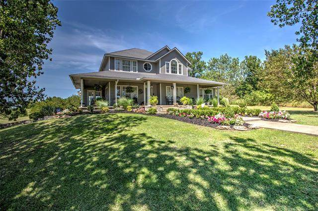 4323 E 390 Road, Oologah, OK 74053 (MLS #2022574) :: Hopper Group at RE/MAX Results