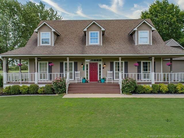 6006 Douglas Lane, Bartlesville, OK 74006 (MLS #2022579) :: 580 Realty