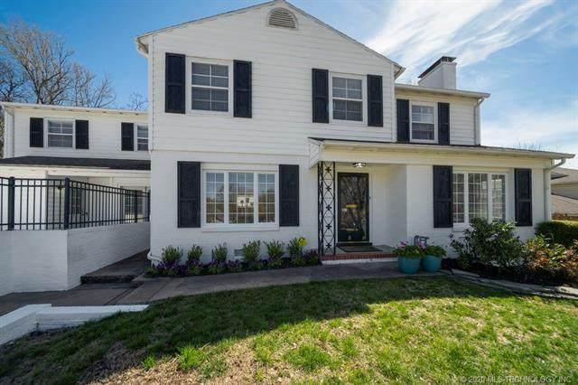 3703 S Victor Avenue, Tulsa, OK 74105 (MLS #2022607) :: 918HomeTeam - KW Realty Preferred
