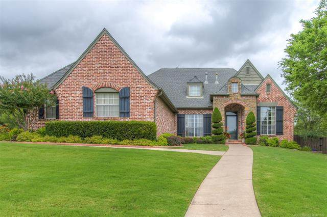 1601 E 123rd Street, Jenks, OK 74037 (MLS #2022670) :: 918HomeTeam - KW Realty Preferred