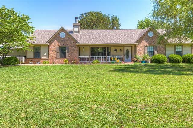 10155 E Northpark Street, Claremore, OK 74017 (MLS #2022673) :: Active Real Estate