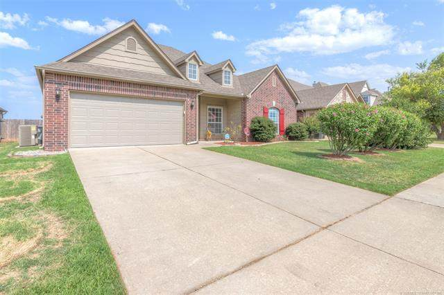 606 N Emerson Street, Jenks, OK 74037 (MLS #2022693) :: Hopper Group at RE/MAX Results