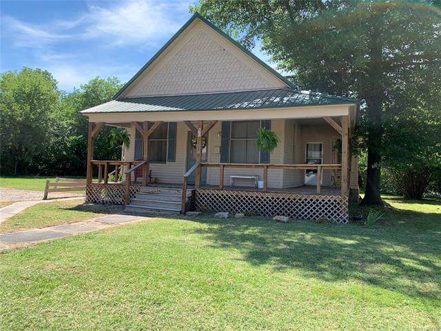611 S 2nd, Mcalester, OK 74501 (MLS #2022825) :: 580 Realty