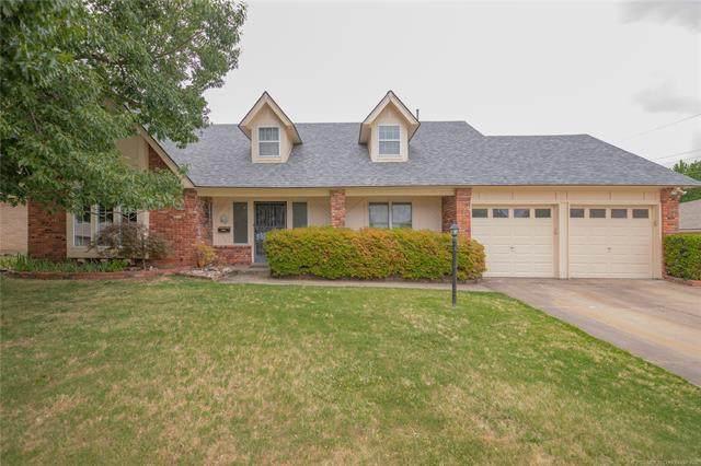 7616 E 58th Place, Tulsa, OK 74145 (MLS #2022828) :: Active Real Estate
