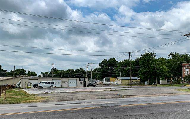 111 S State Street, Wagoner, OK 74467 (MLS #2022852) :: 580 Realty