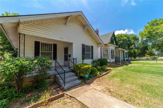 344 E Adams, Mcalester, OK 74501 (MLS #2022855) :: 580 Realty