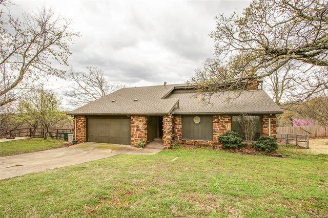 732 Greenview Circle, Sand Springs, OK 74063 (MLS #2022988) :: Hopper Group at RE/MAX Results