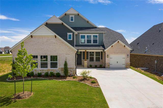 620 E 126th Street S, Jenks, OK 74037 (MLS #2023028) :: Active Real Estate