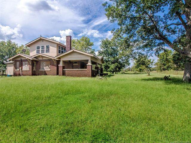 19331 W 33rd Street S, Haskell, OK 74436 (MLS #2023036) :: 580 Realty