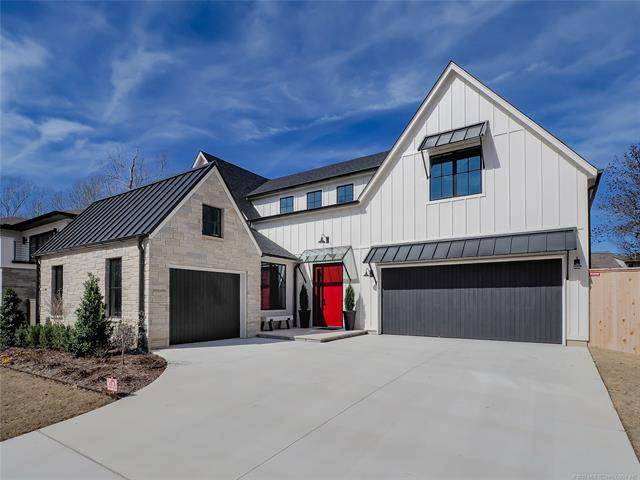 3123 E 26th Place, Tulsa, OK 74114 (MLS #2023096) :: Hopper Group at RE/MAX Results