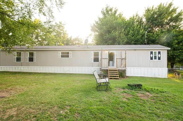 42016 Wainwright Road, Wainwright, OK 74468 (MLS #2023201) :: 918HomeTeam - KW Realty Preferred