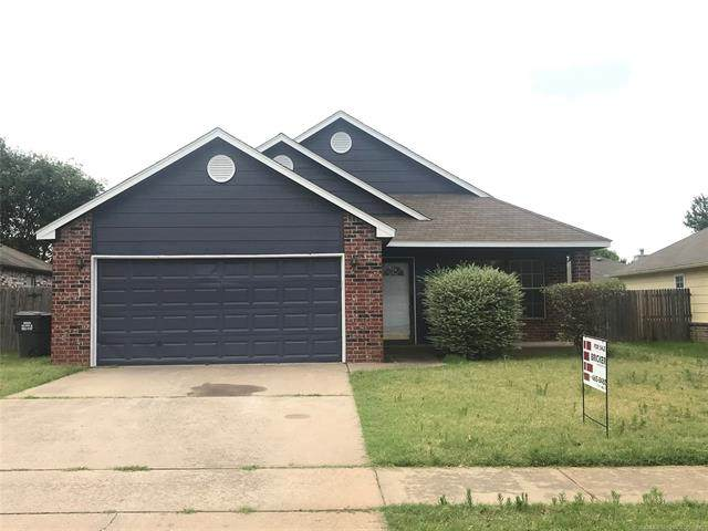 11712 S Fir Avenue, Jenks, OK 74037 (MLS #2023209) :: Active Real Estate