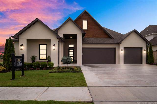 12024 S Urbana Avenue, Tulsa, OK 74137 (MLS #2023215) :: 918HomeTeam - KW Realty Preferred